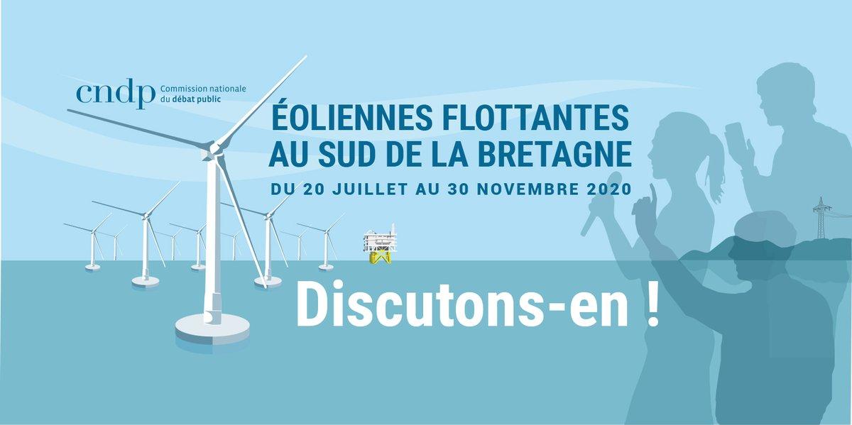 Débat éoliennes Bretagne Sud